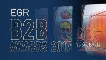 Who won 'best slot provider' at the EGR B2B Awards for 2017!?