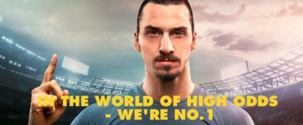 From kicking balls to slinging dice - Zlatan is officially a casino ambassador!