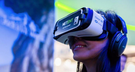 NetEnt to launch their first real-money VR video slot