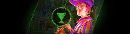 Play your way to £20,000 on the new Pied Piper slot game!