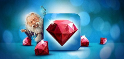 January sales on the Ruby Store on Casino Heroes, trade in your rubies for some Free Spins, or Super Spins!