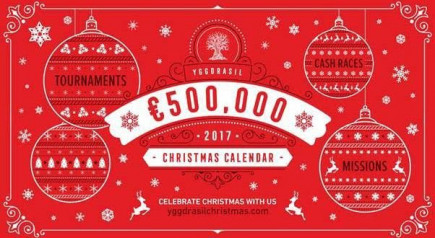 Christmas is nigh on our UK casino sites, are you ready for gifts such as £500,000 in your pocket?