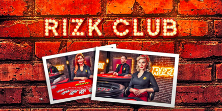 Blow and roll on the brand new Rizk Live Blackjack and Live Roulette tables!