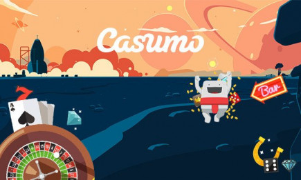 Monday's are always better at Casumo online casino! Top slot releases and Live Casino!
