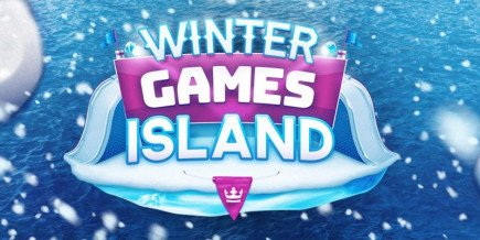 Winter Games Island is here with brand new bosses to defeat, and Free Spins to win for your casino games online!