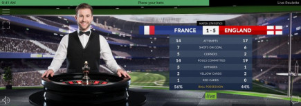 FIFA frenzy with NetEnt's Live World Cup Roulette and cash prizes!