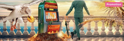 How powerful is your golden touch at Mr Green Casino?