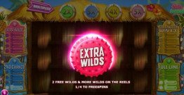 Extra Wilds Feature
