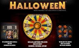 Halloween Features