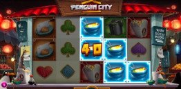 Penguin City Win