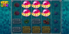 Fruit Spin Scatters