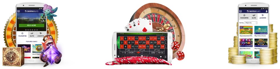 casinoeuro mobile apps