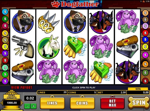The Dogfather slot