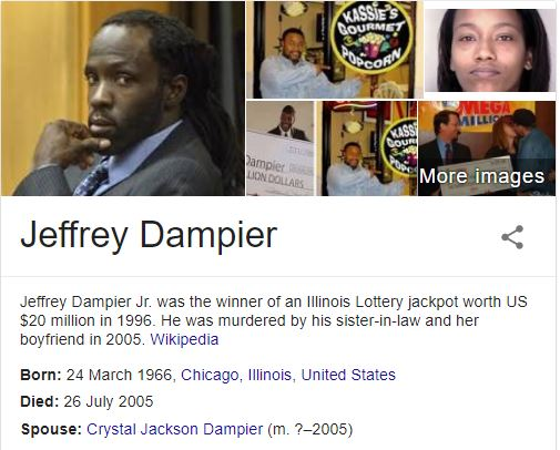 Jeffrey Dampier Jr