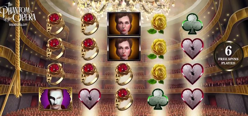 Phantom of the Opera slot