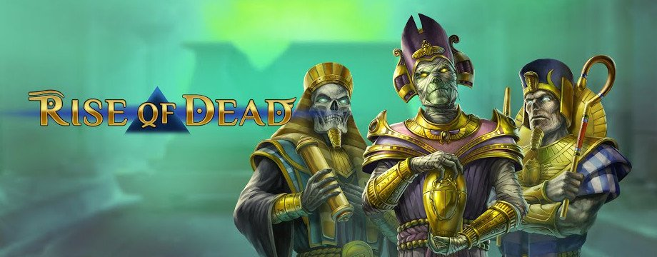 Rise of Dead - New version of Book of Dead